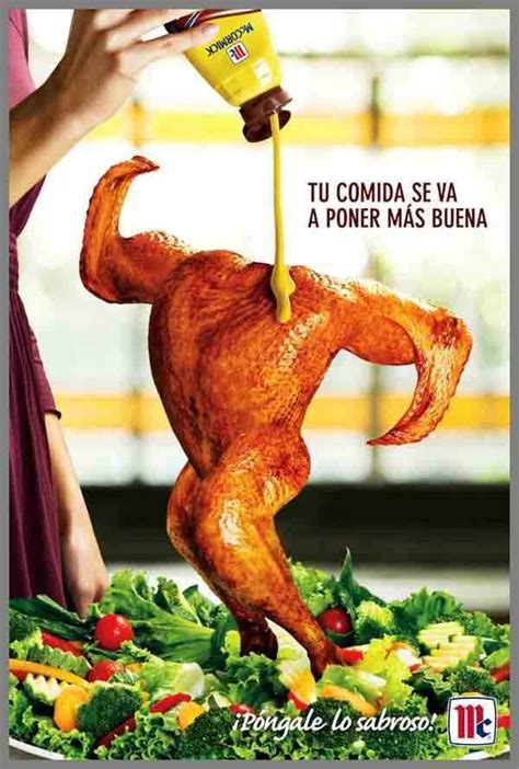 Chicken | Funny ads, Food advertising, Food ads