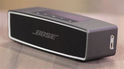 Bose SoundLink Mini II: Top Bluetooth speaker adds
