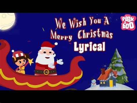 We Wish You A Merry Christmas And A Happy New Year Song