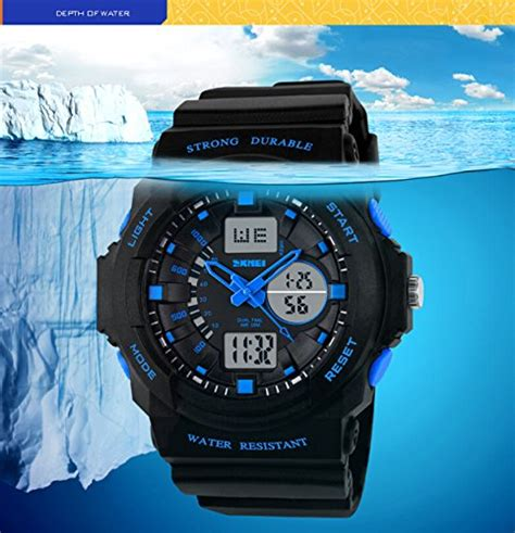 Classical Fashion Water-resistance Watches for Children