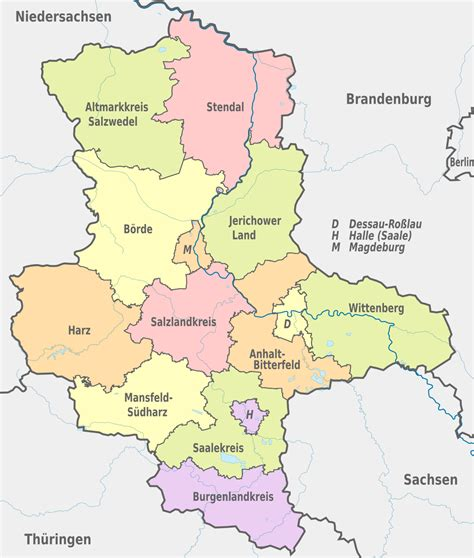 Saxony-Anhalt – Travel guide at Wikivoyage