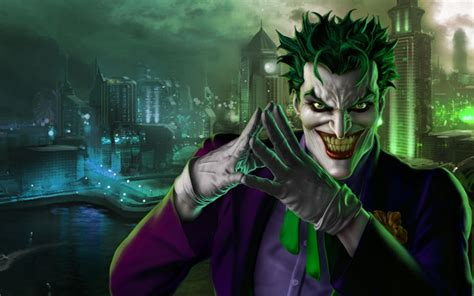 FIRST MISSIONS: THE JOKER [SPOILERS] | DC Universe Online