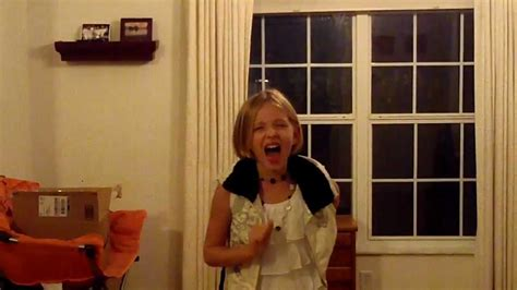 COVER KATY PERRY FIREWORK BY CADENCE AGE 8