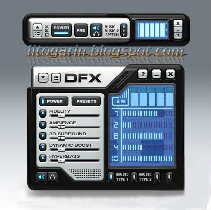 Download DFX Audio Enhancer 10 Full With Serial Key ~ LGE