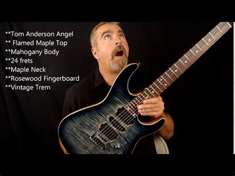 Tom Anderson Angel with Dr
