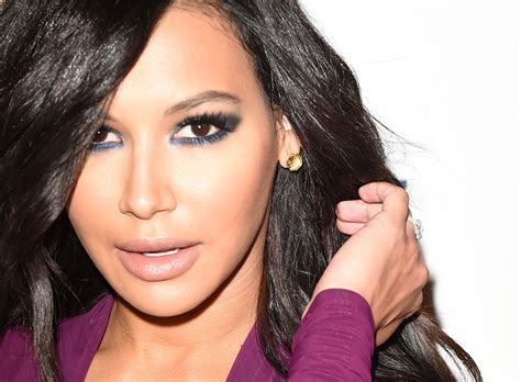Glee's Naya Rivera in race row after 'showering daily a