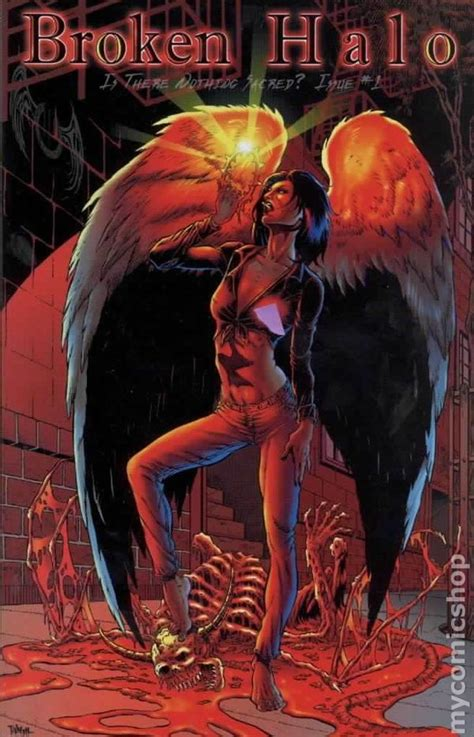 Broken Halo Is There Nothing Sacred (1998) comic books