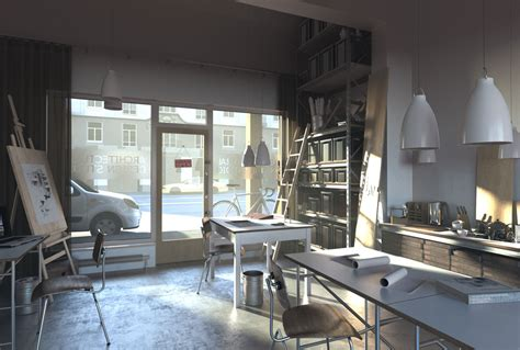 3D Interior Design Renderings in Real-Time, FluidRay RT