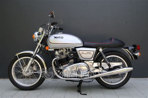 Sold: Norton 850 Commando Interstate Motorcycle Auctions