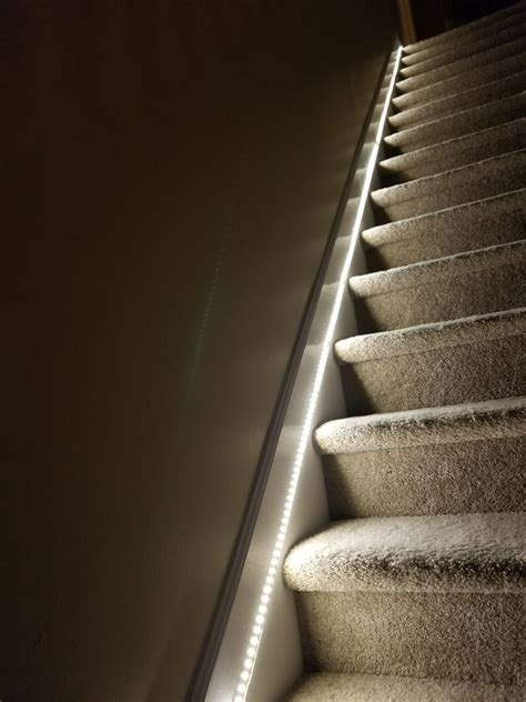 Slights Stair Lights: Led Lights for Your Stairs by Ayesha