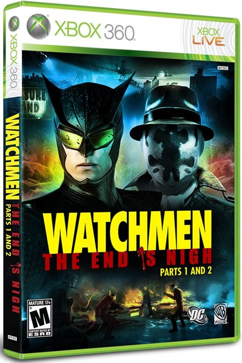 Watchmen: The End is Nigh -- Parts 1 and 2 - Xbox 360 - IGN