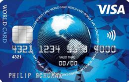 ICS Visa World Card Classic Erfahrungen 2020