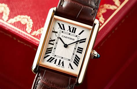 Tank Louis Cartier Released for the Cartier Centenary
