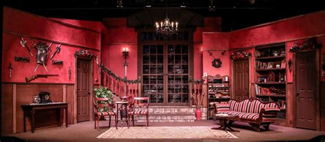 TheatreWorks New Milford CT Live Theatre — The Game's